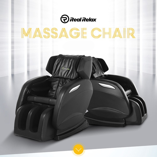 2018 Full Body Massage Chair 3yr Warranty Recliner Shiatsu Heat