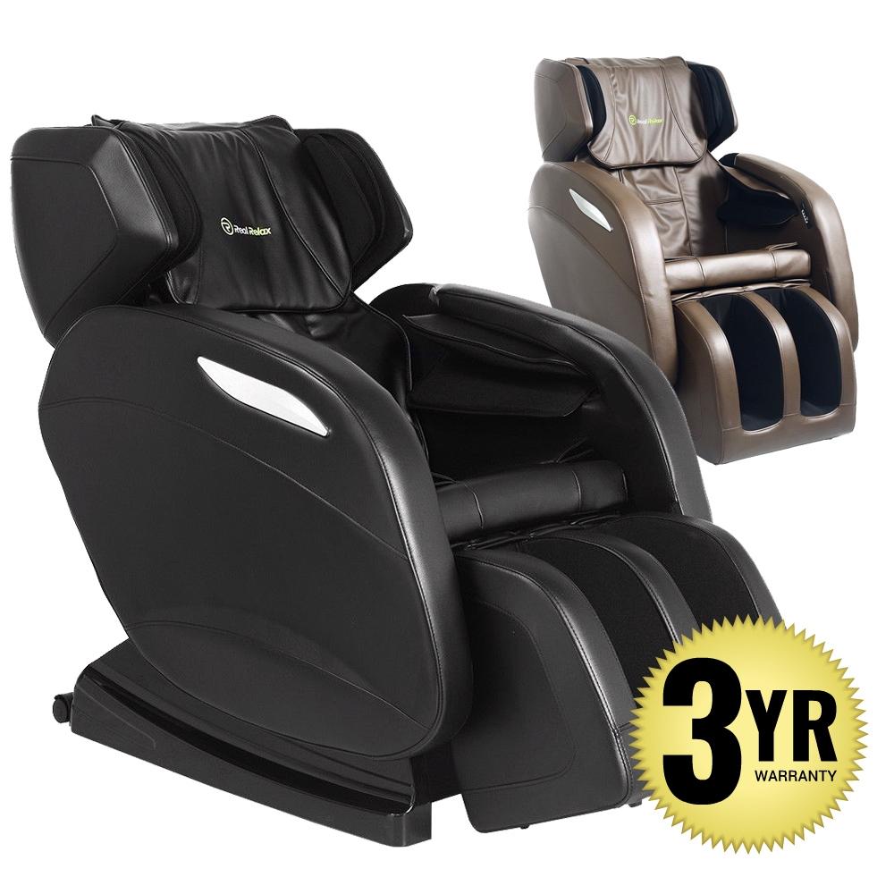 Zero gravity massage chairs - Favor2017 Realrelax Full Body Zero Gravity Shiatsu Massage Chair