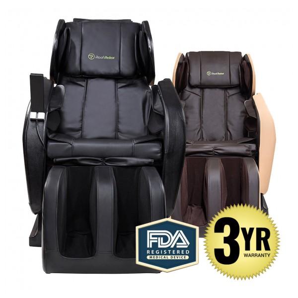 Zero Gravity Full Body Massage Chair deal full body massage chair 3yr warranty! real relax recliner