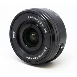 Sony 16-50mm f3.5-5.6 OSS Retractable Zoom Lens