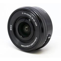 Sony 16-50mm f3.5-5.6 OSS Retractable Zoom Lens