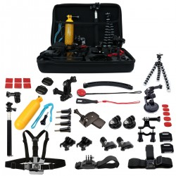 45-in-1 Accessory Kit for Action Cameras